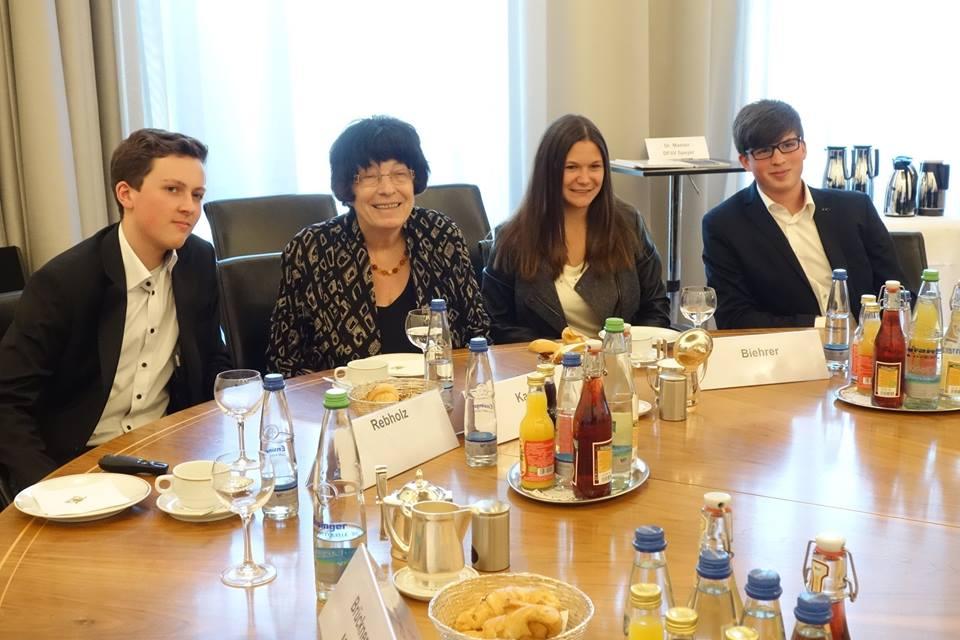 Der Kabinettsausschuss für Zivilgesellschaft und Bürgerbeteiligung
